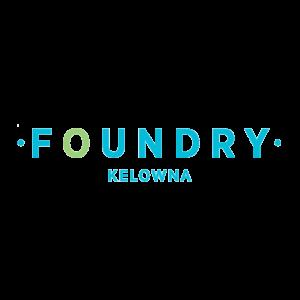 Foundry Kelowna logo