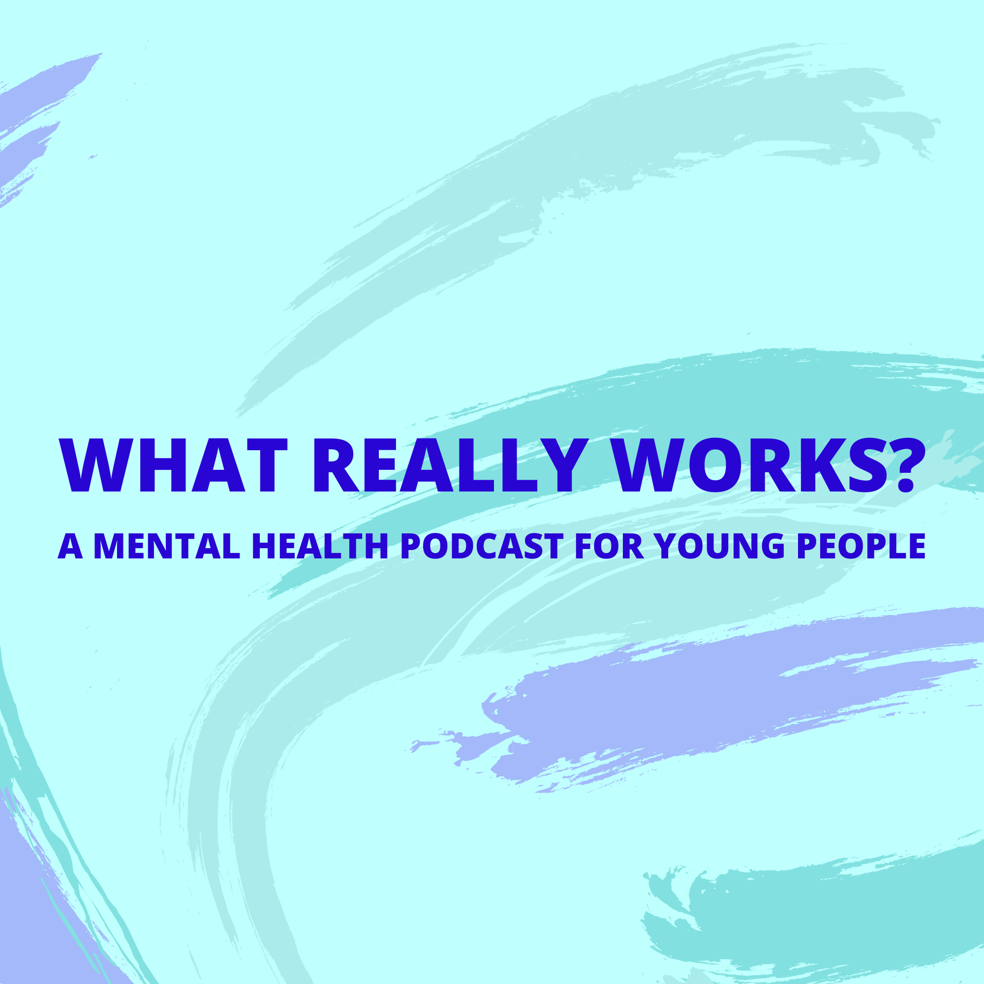 """""""What Really Works?"""" Podcast cover image"""